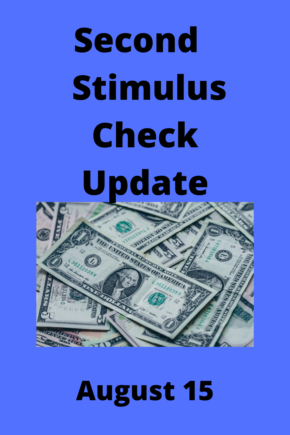 The update news on the Stimulus Check in 2020 Online
