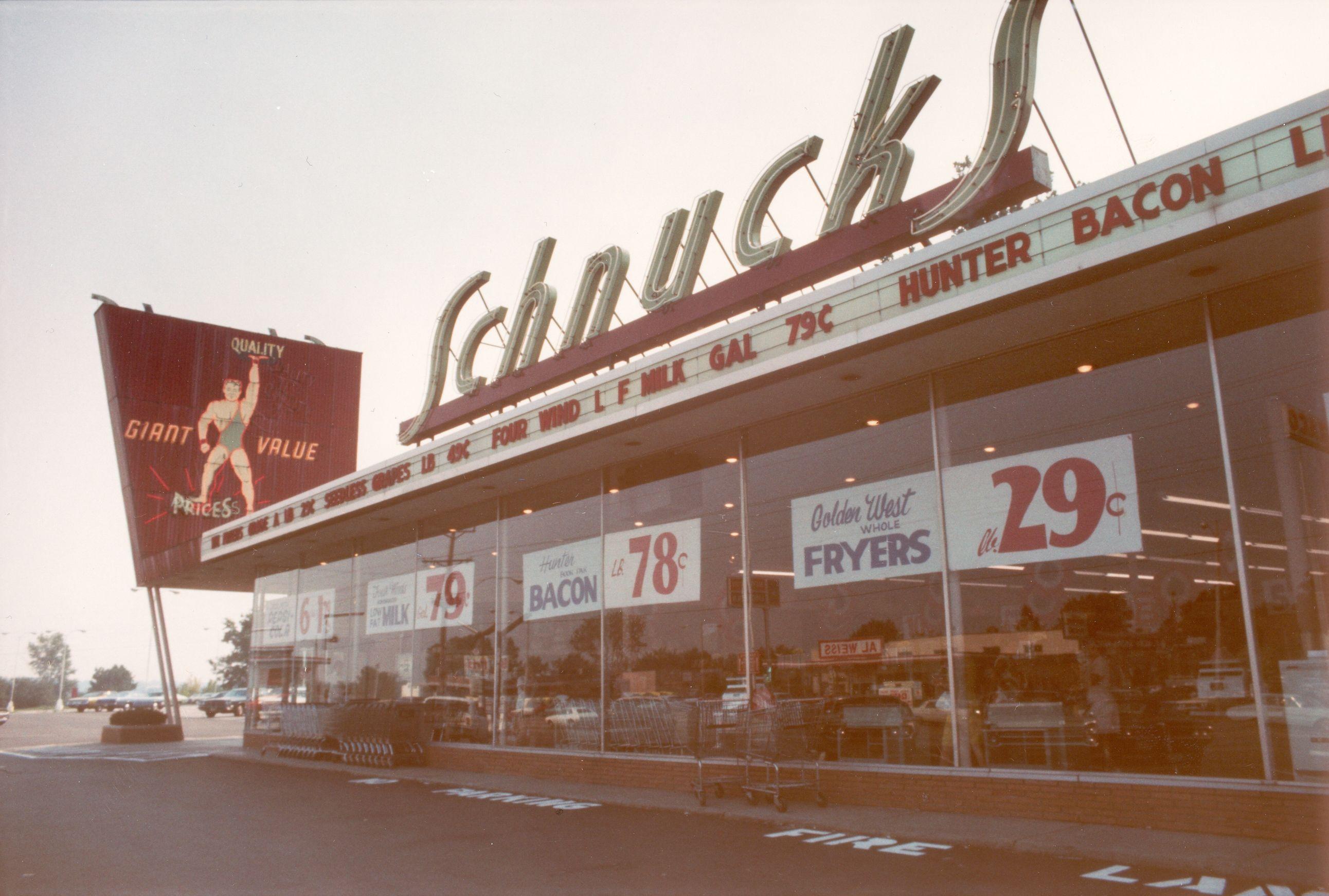 Schnucks Dellwood MO C 1970