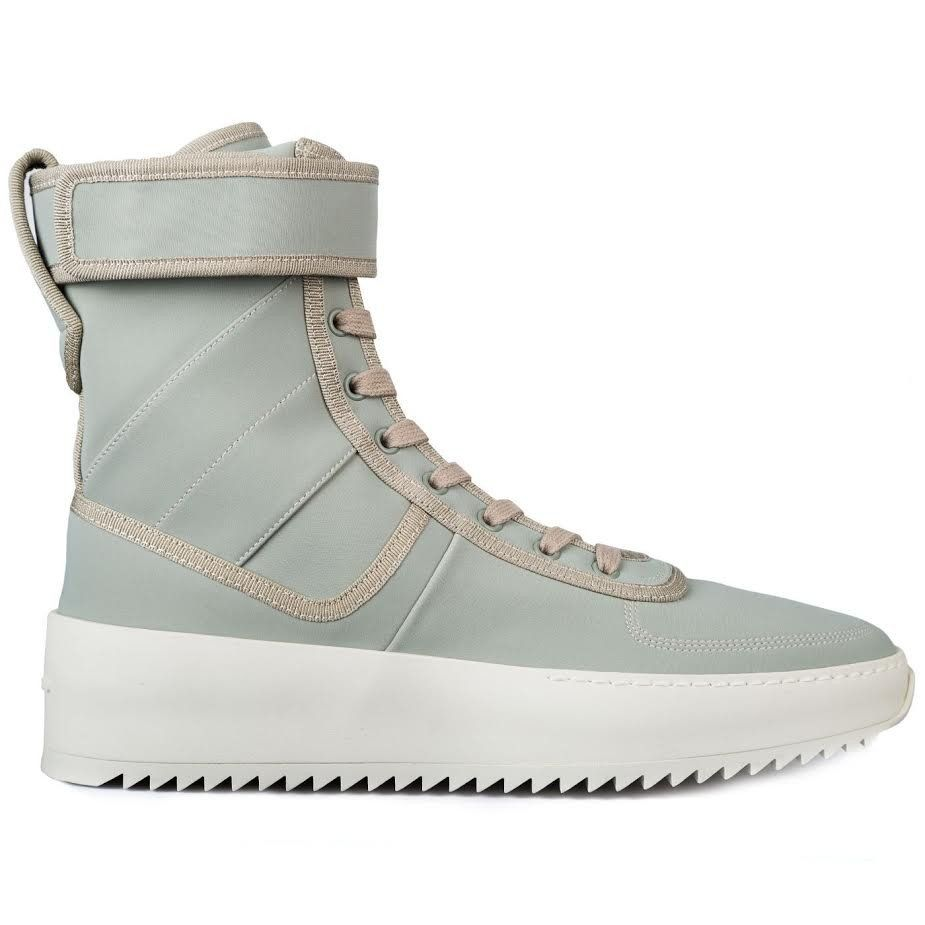 Fear of God Military Sneaker in Mint