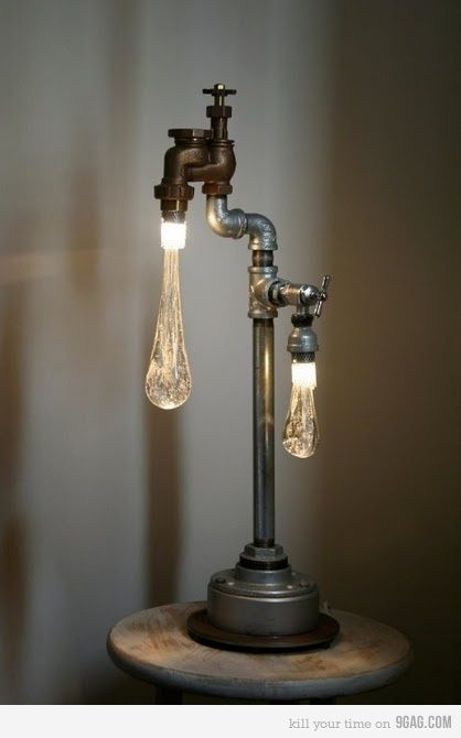 coole kraan lamp woonkamer ideeà n pinterest verlichting