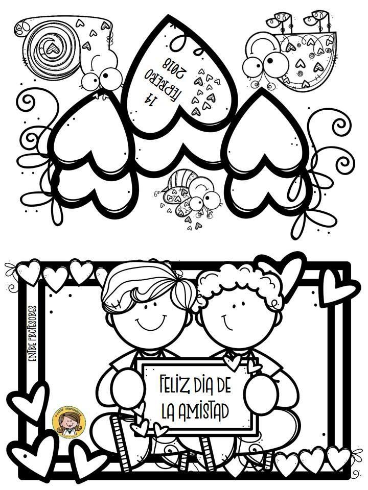 Memorama Tarjetas Dibujos Y Detalles Para El Dia Del Amor Y La Amistad Educa Tarjetas De San Valentin Para Ninos Amor Y Amistad Dibujos Tarjetas De Amistad