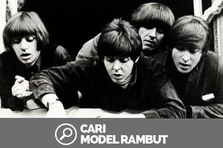 Trend Gaya Rambut Model Model Rambut Masa Kini The Beatles Beatles Music Beatles Love Songs