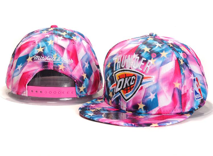 online store 186aa 71377 Personalized Design Hat NBA Oklahoma City Thunder Snapback Hats! Only   8.90USD