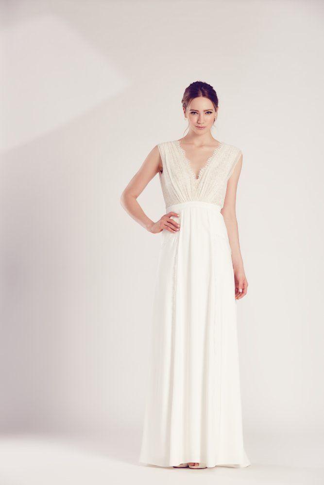 Brautkleidergalerie - Brautraum Marylise Vintage Brautkleid ...