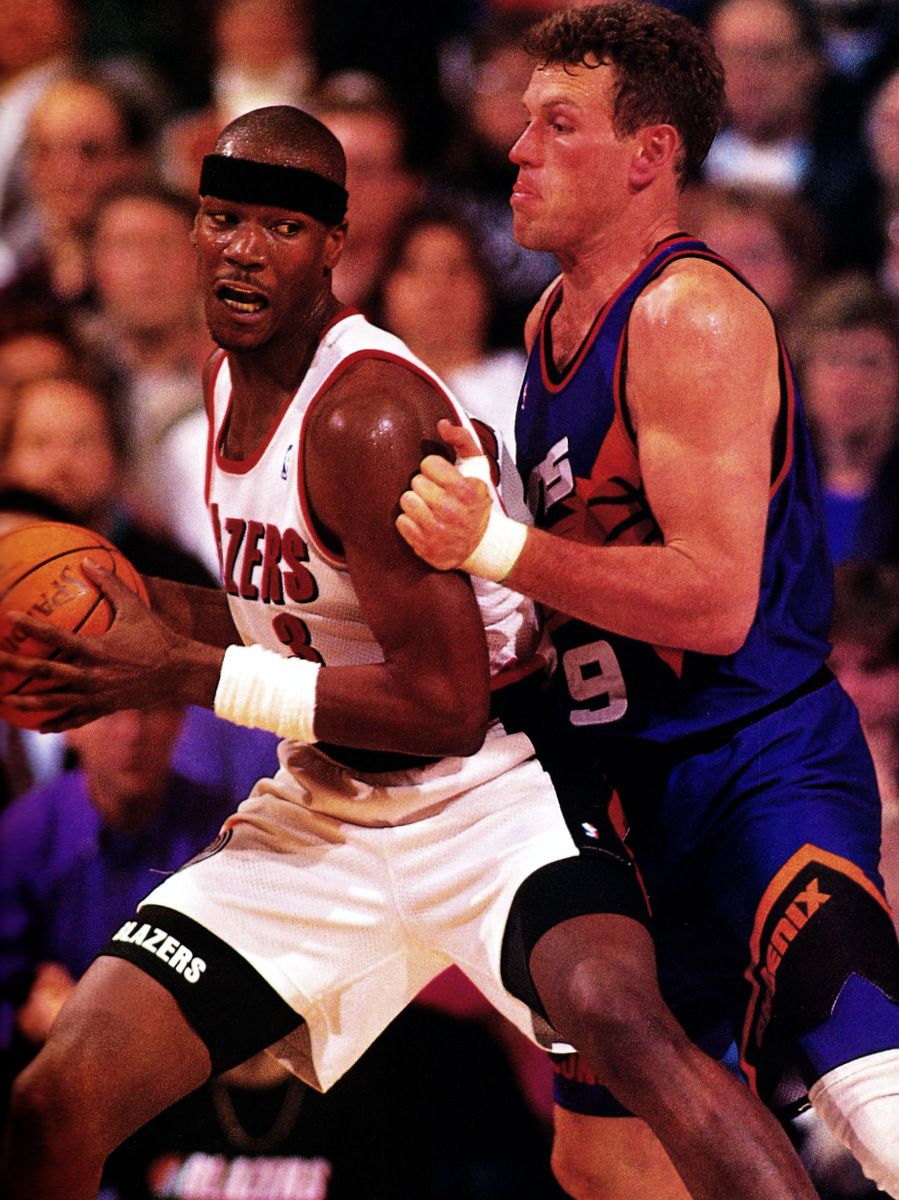 Cliff Robinson & Dan Majerle Love the Blazers ♥