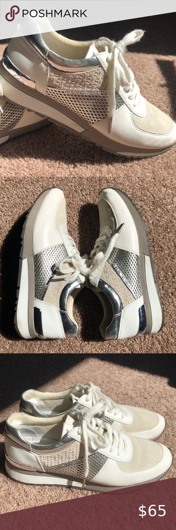 Michael Kors sneakers in 2020   Michael