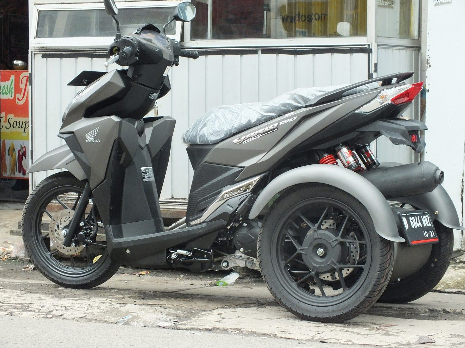 Honda Vario 150 Modified By Oracle Modification Concept Omc