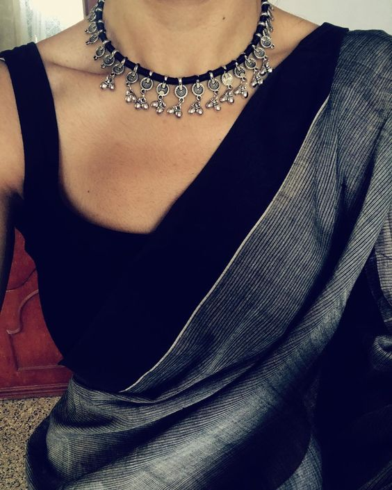 The Best Necklace Designs You Can Wear With Sarees