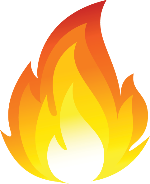 Image result for fire clip art