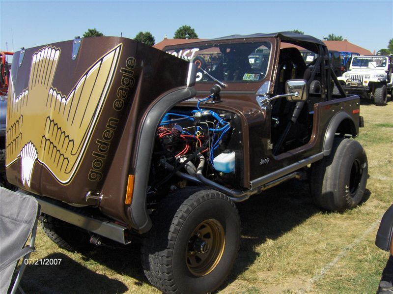 Jeep Cj 7 Golden Eagle Jeep Cj Jeep Jeep Cj7