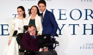 Stephen Hawkings first wife intensifies attack on The Theory of Everything