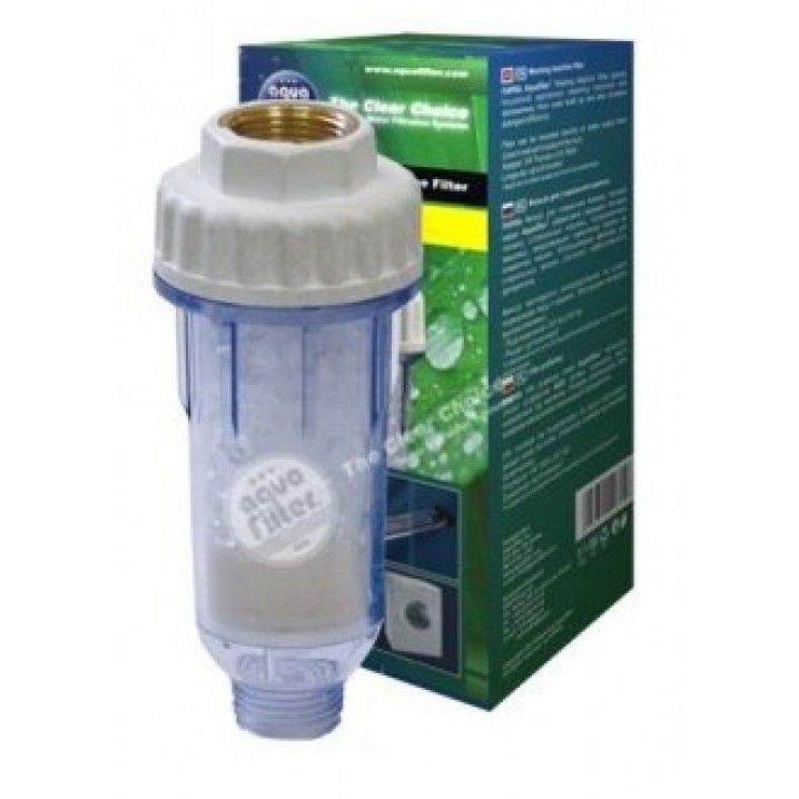 Zmäkčovací filter pre práčky Aquafilter