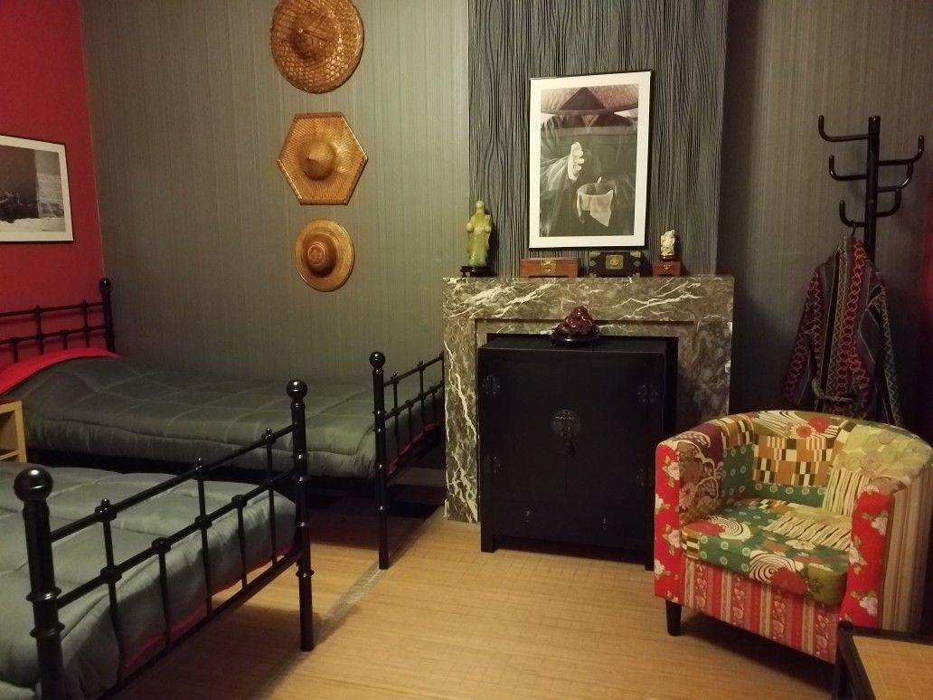 Ethnic bedroom design gallery my guest room arti  interiorexterior  pinterest  exterior