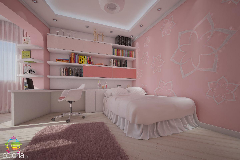 camere adolescenti u2013 coloria studio design stef pinterest
