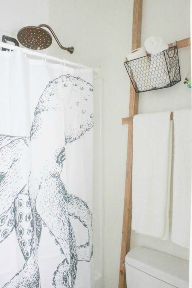 Ideas For Hanging & Storing Towels In A Tiny Bathroom  Small Best Storage For Towels In Small Bathroom Decorating Inspiration