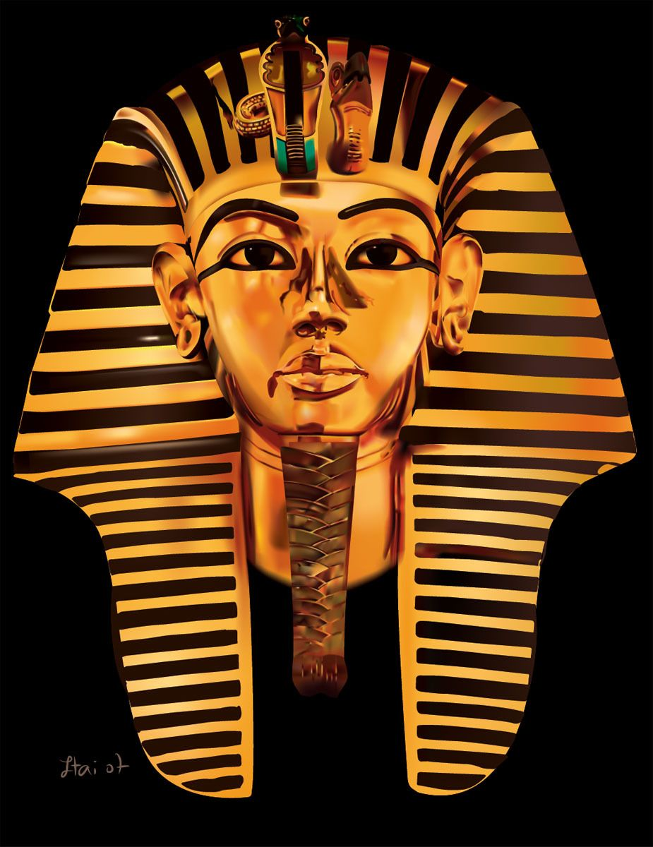 Eyeshadow Tut: The Boy King Pharaoh