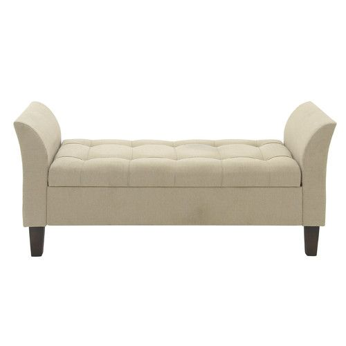 Found it at Joss & Main - Elana Upholstered Storage Bench