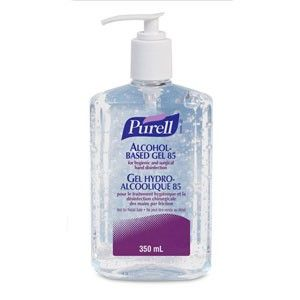 Purell Alcohol Based Gel 85 100ml Alcohol Bottle Cleanser