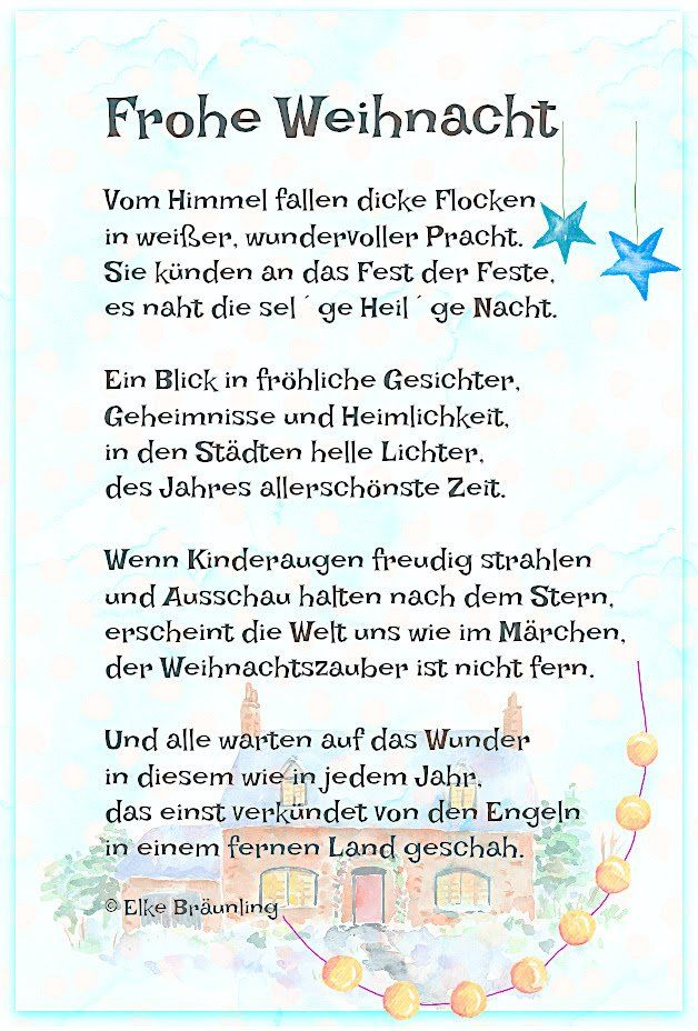 frohe weihnacht frohe weihnacht gedicht weihnachten und