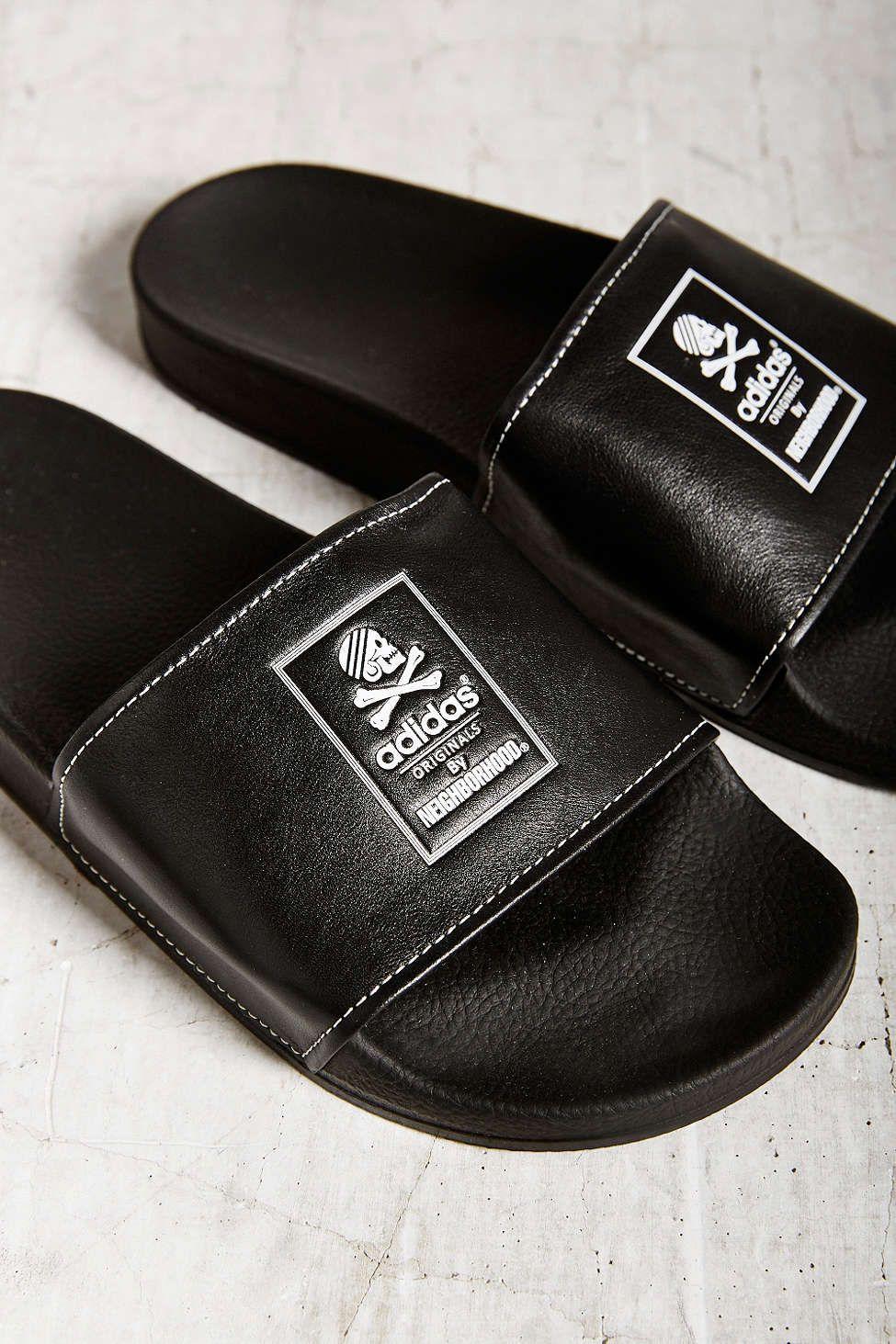 adidas Neighborhood Adilette Slide Sandal | Slide sandals