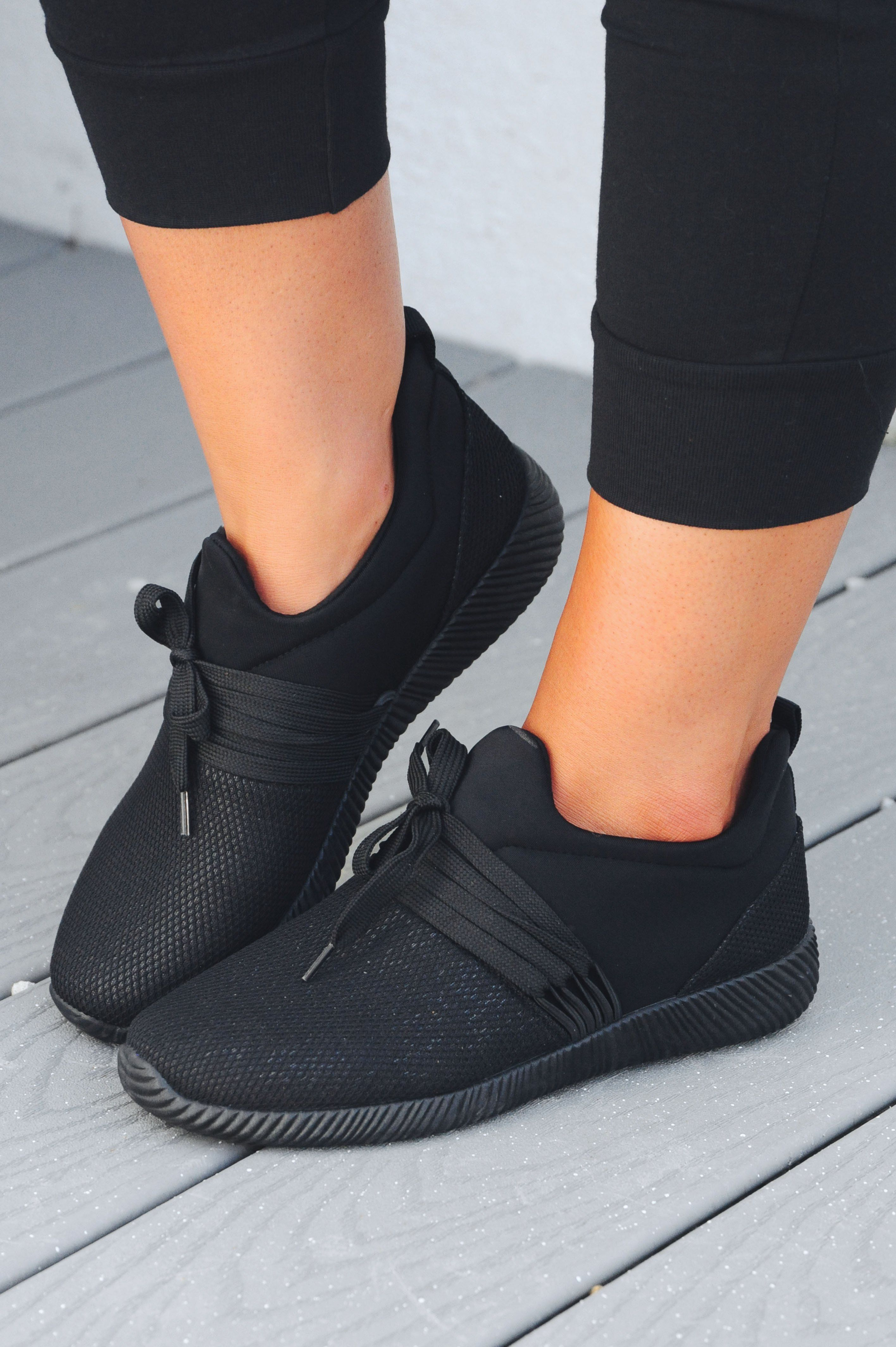 00601facfa29 Share to save 10% on your order instantly! Break Time Sneakers  Black