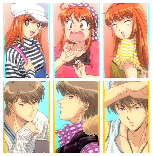 Irie and Kotoko Itazura na kiss Anime D Pinterest