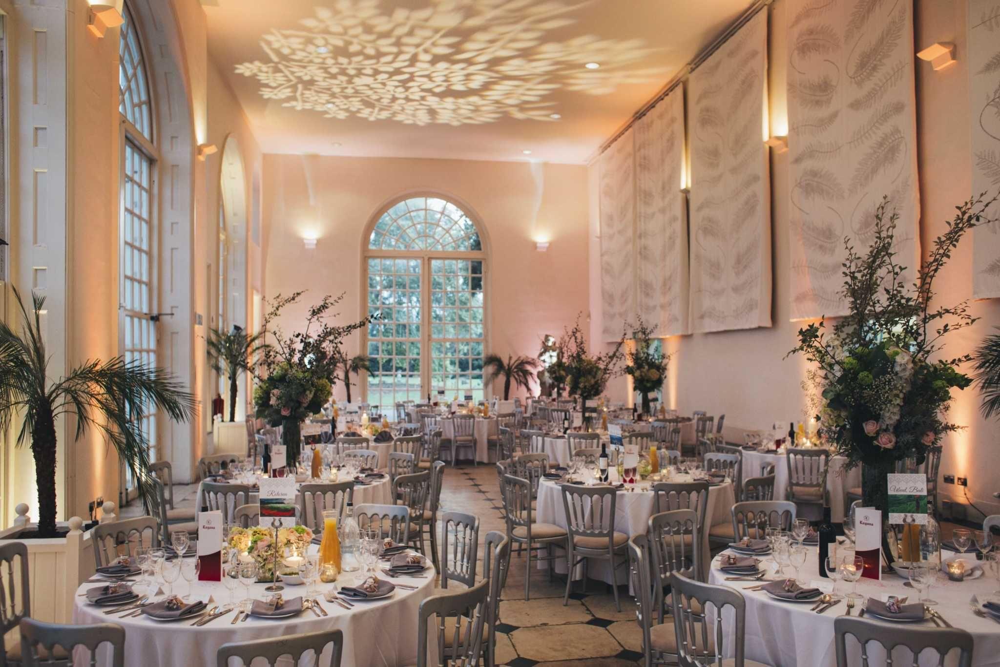 The Orangery At Kew Gardens Venues Weddings