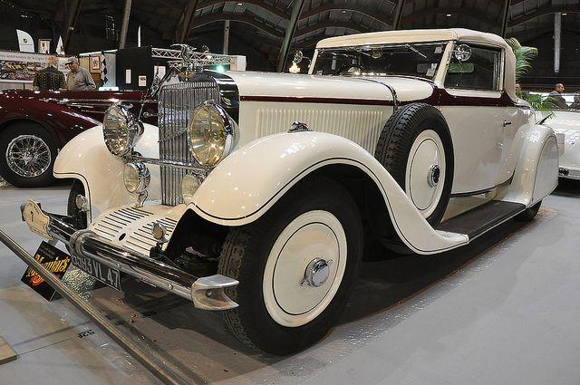 Hispano-Suiza HS26 Cabriolet Van Vooren - 1931