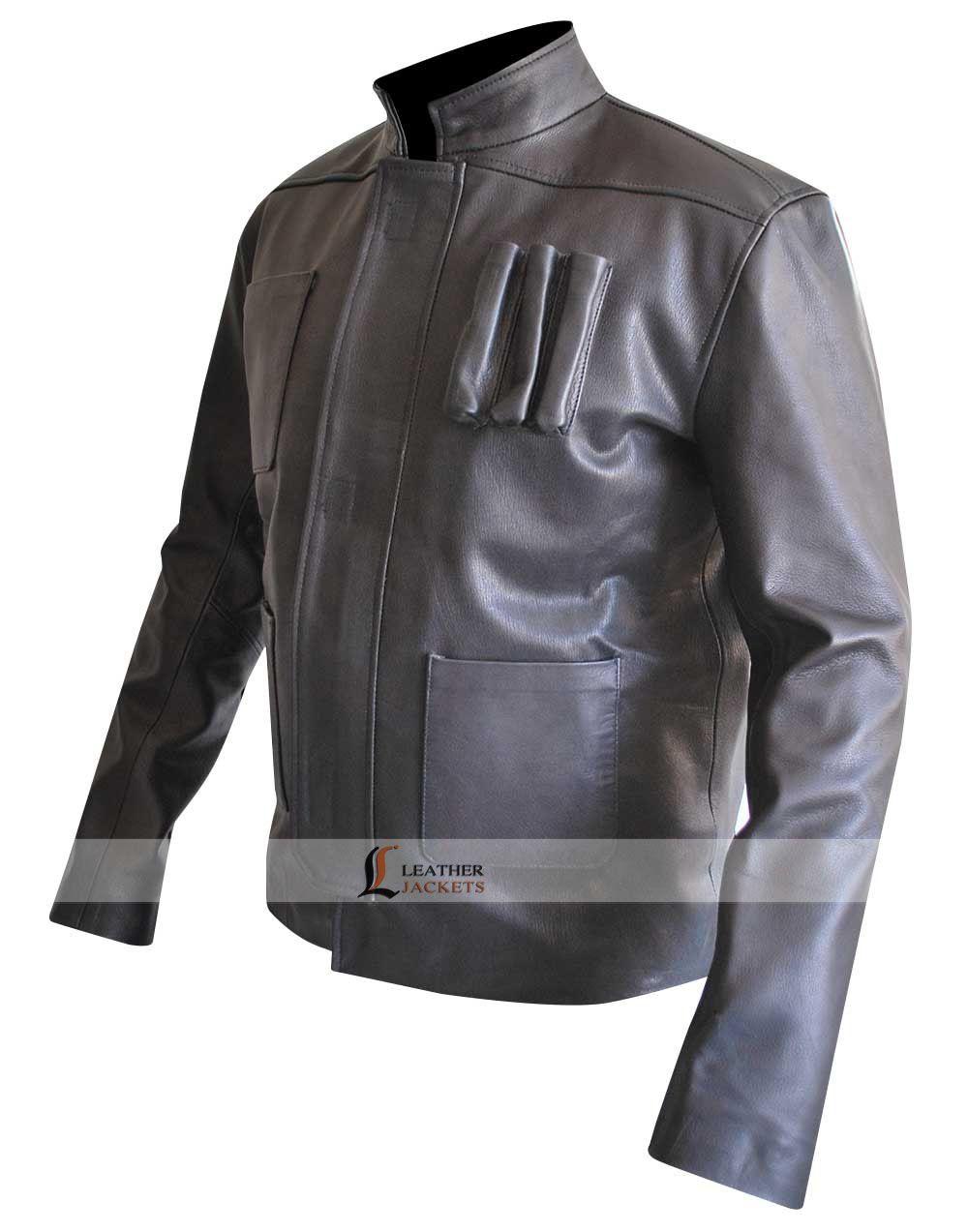 Get Blasting Movie Star Wars Force Awakens Han Solo Jacket In Two Colours Han Solo Jacket Brown Jacket Jackets [ 1273 x 1000 Pixel ]