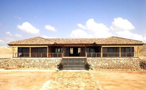 Villa construction bois avec Mobiteck maison bois massif Sélection