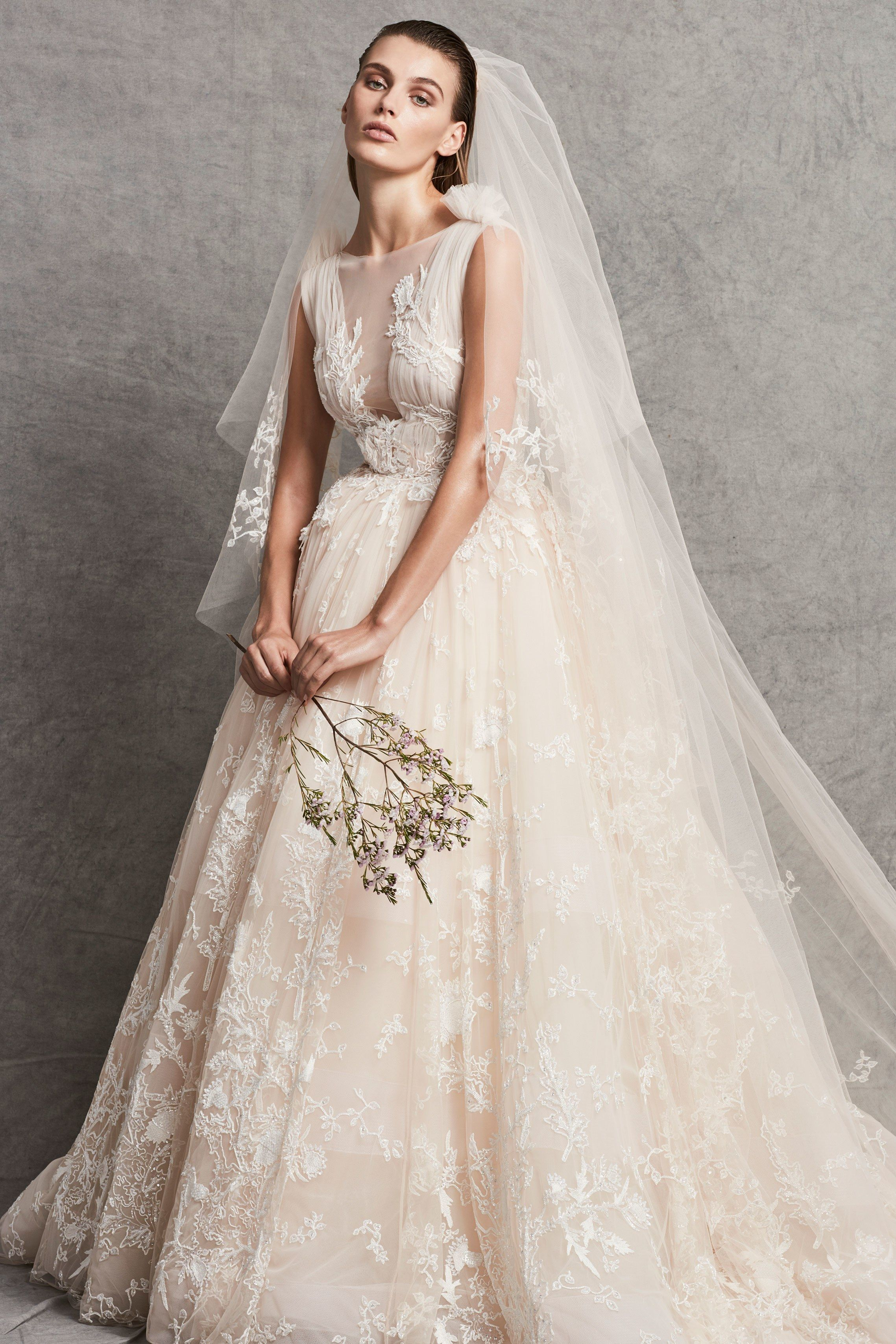 4cf8da264 Zuhair Murad Bridal Fall 2018 Collection Photos - Vogue Givenchy, Fall Wedding  Dresses, Gorgeous