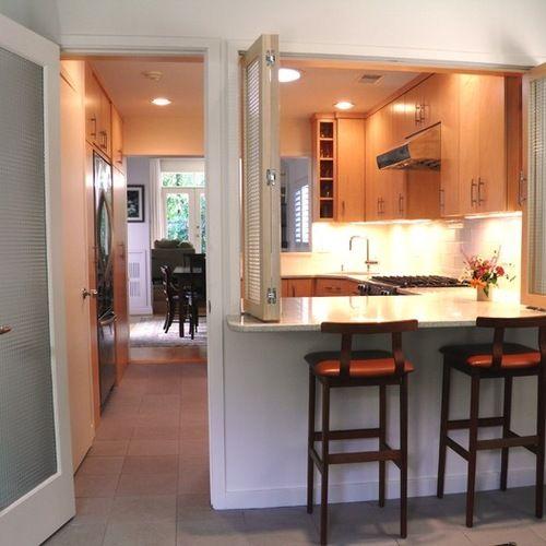 Serving Hatch Home Design Ideas, Renovations & Photos