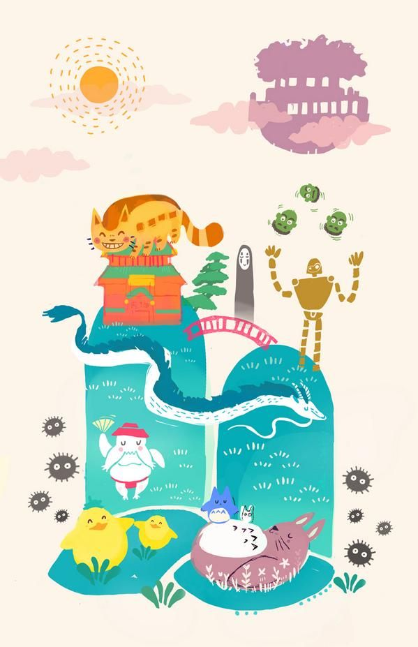 "miyazaki-ru on Twitter: ""Постер http://t.co/Swi2X8dnei"""