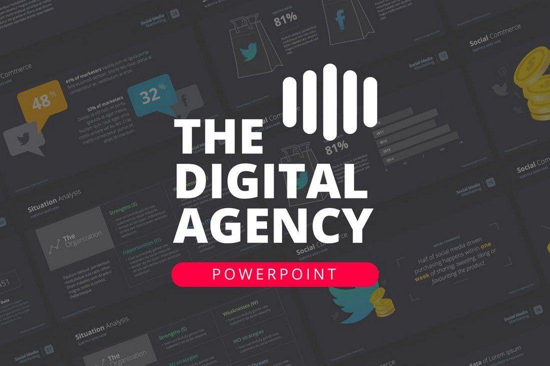 50+ Best PowerPoint Templates of 2019 | StudioV presentation