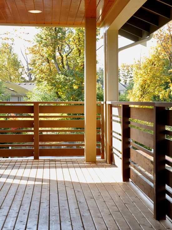 Horizontal Deck Skirting