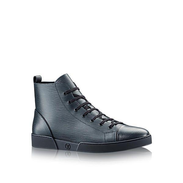 LOUIS VUITTON Match-Up Sneaker Boot.  louisvuitton  shoes   Bottes Basket, cfda682c383