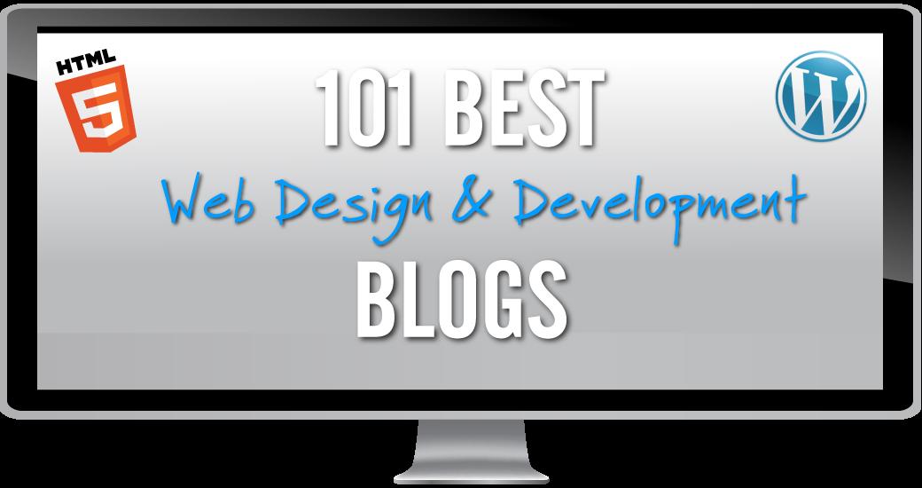 101 Best #WebDesign and Development Blogs