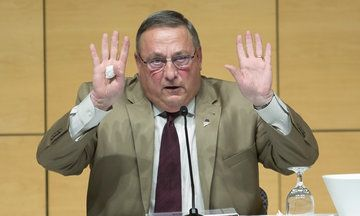 It Took Less Than A Week For Paul LePage To Completely Flip And Support Trump