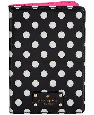 kate spade new york Le Pavillion iPad Mini Folio & Reviews - Handbags & Accessories - Macy's
