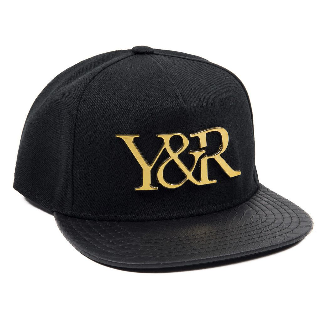 super cute a6c73 eafcc Young and Reckless Men s 24K Snapback Hat