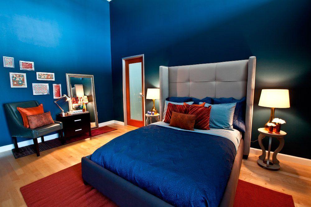 habitaciones azules  Buscar con Google  habitaciones