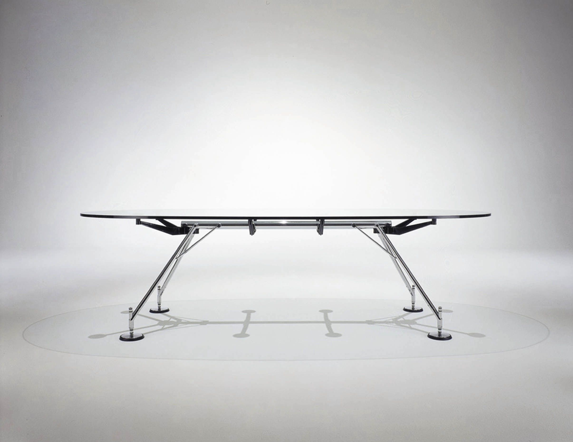 Tecno Nomos Table | Foster + Partners | FURNITURE | Pinterest ...