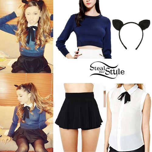 marvelous ariana grande concert outfits ideas 8