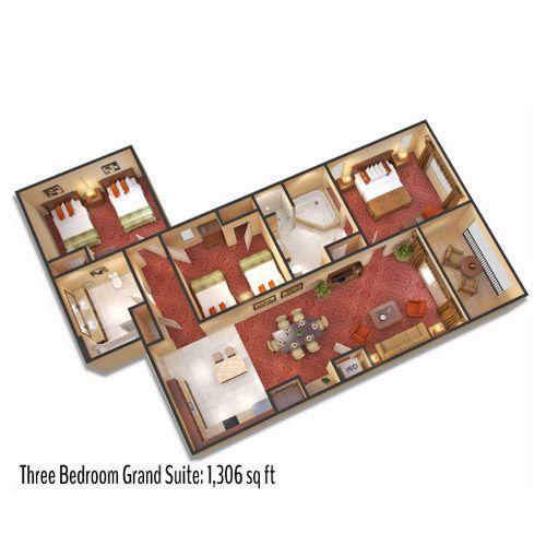 Resorts & Condos Accommodations Near Disney World