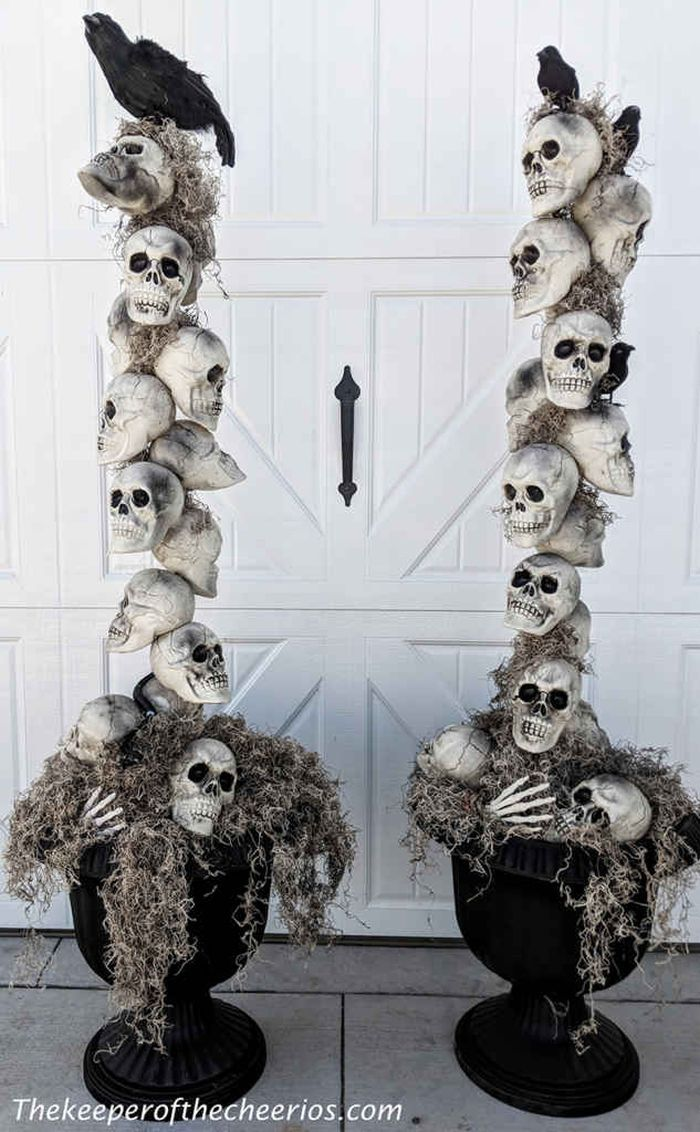 , Cheap and Easy Halloween Decoration Ideas, Crafts To Sell Blog, Crafts To Sell Blog