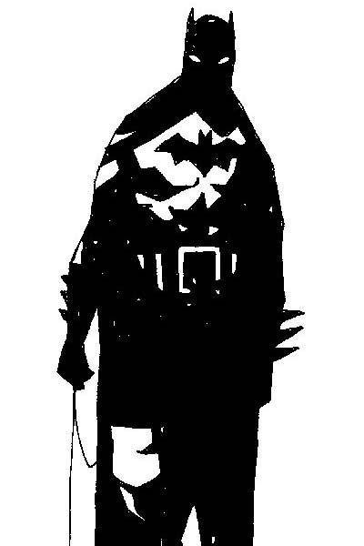 Batman - Mike Mignola