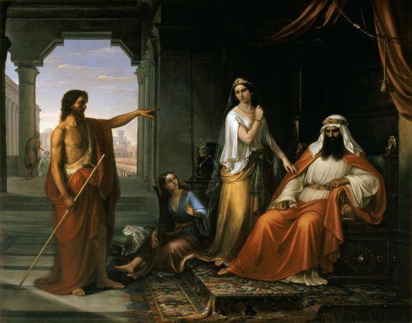 São João Batista e Herodes