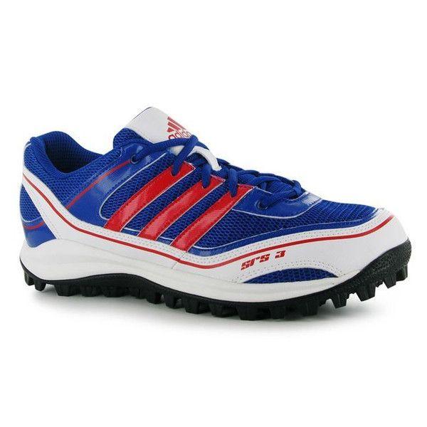 f1d546c87d87 Adidas SRS 3 True Blue Hockey Shoe-C53 Blue Poppy Trainers Shoes UK 10.5   EU 45 1 3