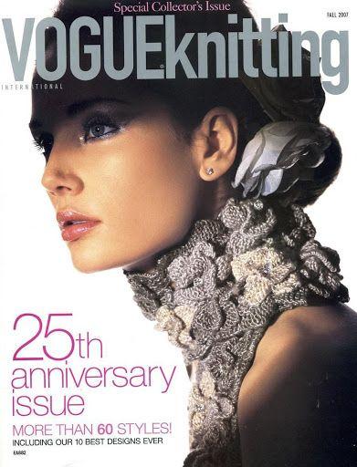VOGUE KNITTING FALL 2007 - Azhalea -KNIT - Picasa Webalbumok