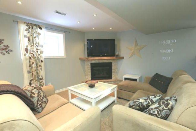 Photo of Lower Level Recreational Room,  #level #Recreational #recreationalroomhome #room